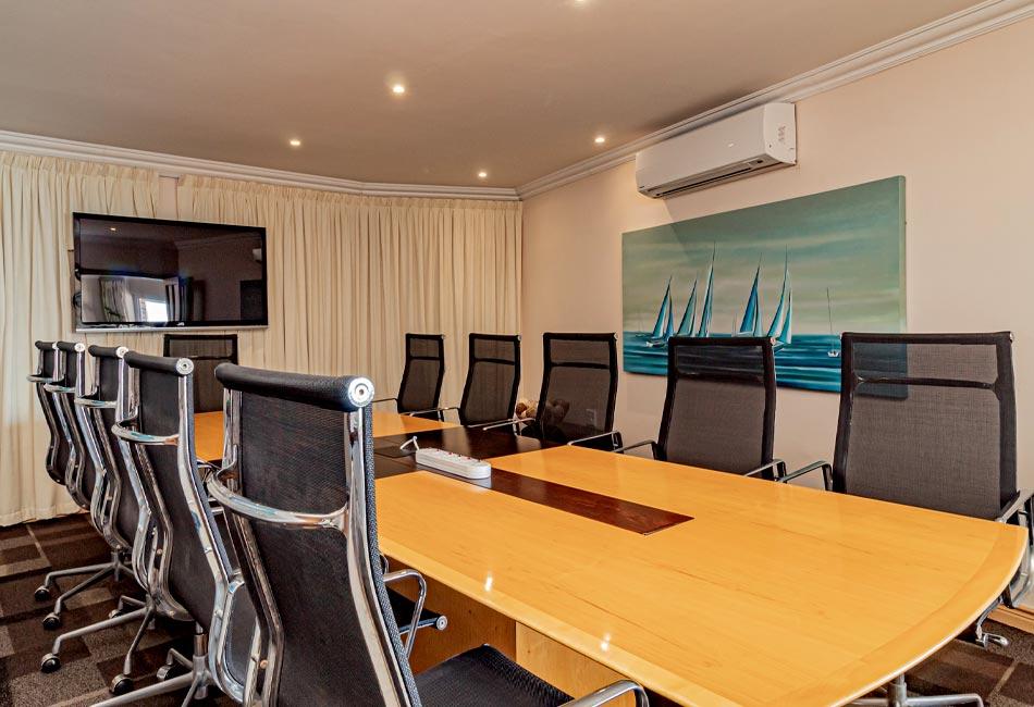 Conference facilities Sir David