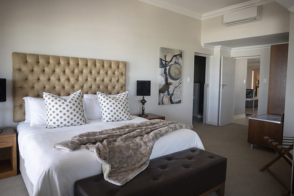 Luxury sea facing room